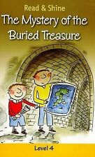 Mystery of the Buried Treasure: Level 4 by B Jain Publishing (Paperback, 2010)