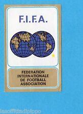 MUNCHEN/MONACO '72-PANINI-Figurina/Stemma n.20- FIFA - CALCIO -Rec