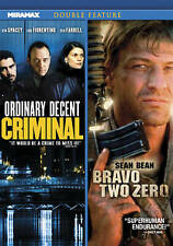 Ordinary Decent Criminal / Bravo Two Zero (DVD) DOUBLE FEATURE BRAND NEW SEALED