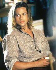 BRAD PITT AS TRISTAN LUDLOW FROM LEGENDS OF  8x10 Photo cool photo 214846