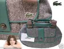 LACOSTE Womens Bowling Bag HANDBAG Fashion 5 Colvert Blue AUTHENTIC