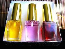3-Qty WOMENS 1/4oz Sizes Seasons Best DESIGNER FRAGRANCE OILS BODY OIL GIFT SET