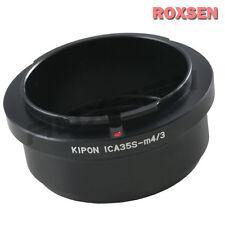 Kipon Icarex 35S 35 lens to Micro 4/3 M4/3 Mount Adapter GH4 E-P5 PL6 GX7 OM-D