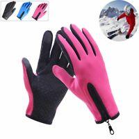 gants de ski marchandises d'hiver outil de sports de plein air touchez l'écran
