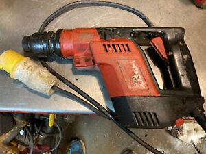 Hilti TE5 SDS Chuck Drop Case Hammer Drill 110volt
