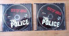 THE POLICE - CERTIFIABLE LIVE IN BUENOS AIRES REUNION TOUR 2 DVDs