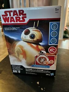 Disney Star Wars RC Remote Control BB-8 Robot Toy by Hasbro Boxed BB8