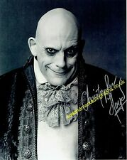 Christopher Lloyd The Addams Family Values Uncle Fester Autograph UACC RD 96
