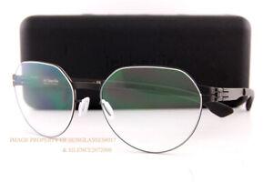 Brand New ic! berlin Eyeglass Frames Ksenia E. Black For Women