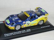 Chevrolet Corvette C6 R 2005 Alphand 24h Le Mans 1/43 By ixo Modell Auto Modella