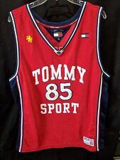 Tommy HIlfiger 85 Sport Tank Top Muscle Shirt Vintage? NICE Summer Gear! XXL