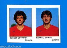 CALCIO FLASH '85 Lampo - Figurina-Sticker n. 349 -LUVANOR-ERMINI CATANIA-New