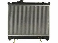 Radiator T487FN for Geo Tracker 1993 1992 1989 1990 1991