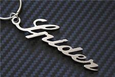 für Alfa Romeo Spider Schlüsselanhänger Schlüsselring porte-clés T Zünd Cabrio