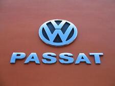 01 02 03 04 05 VW PASSAT SEDAN REAR LID EMBLEM LOGO BADGE SIGN SYMBOL OEM SET #2