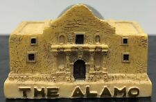 The Alamo Fort Resin Pencil Sharpener Collectible Toy Miniature Replica