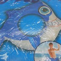Splash n Swim Nemo Dory Fish Shape Splash Ring Inflatable Ocean Pool Toy Kids 4+