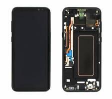 Lcd Samsung Display Monitor Frame Galaxy S8 Sm-g950f Orchid Gray Viola