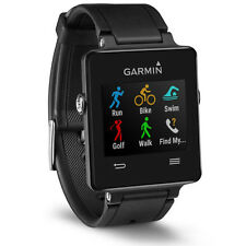 GARMIN vivoactive Black Sport Fitness Watch GPS Training Workout 010-01297-00