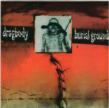 "Dragbody / Burial Ground - Split EP 7"" black vinyl"