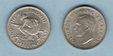 New listing New Zealand. 1937 One Shilling. Unc
