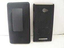 Windows Phone 8X Case Protective Cover/Holster Combo by HTC