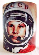 Taza de Cerámica ruso-Yury Gagarin 300 Ml Nuevo
