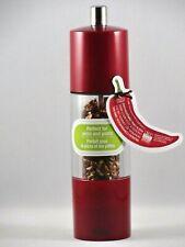 Trudeau 7-1//2-Inch Red Chili Pepper Grinder 0716222