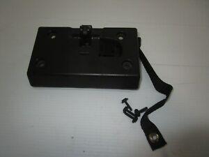 Jeep Wrangler TJ Dash Glove Box Latch Handle 97-06 glovebox agate Gray 167