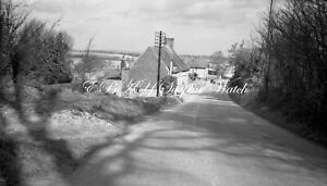 B/W Large Vintage Negative Houghton West Sussex 1949 +Copyright W651