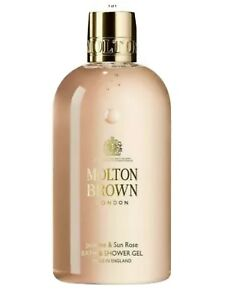 Molton Brown Jasmine & Sun Rose Bath & Shower Gel 300ml New