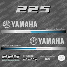 Yamaha 225 four stroke outboard (2013) decal aufkleber addesivo sticker set