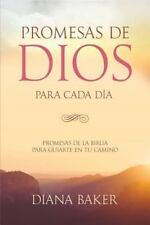 Promesas de Dios para Cada Día : Promesas de la Biblia para Guiarte en Tu...