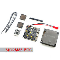 Storm32BGC 32 Bit Dual-gyro Brushless Gimbal Controller for FPV Updated Version
