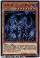 SECE-EN035 Caius the Mega Monarch Ultra Rare 1st Edition Mint YuGiOh Card