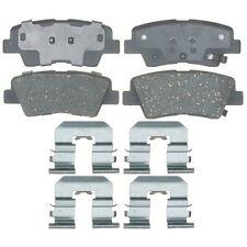 Disc Brake Pad Set-Ceramic Disc Brake Pad Rear ACDelco Advantage 14D1544CH