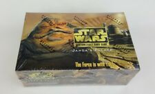 Star Wars Cards CCG  Jabba's Palace Sealed Booster Box Decipher 1998 Oz Seller
