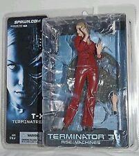 McFarlane Movie Maniacs T-X TERMINATRIX Terminator 3 Figure