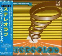 Stereolab Emperor Tomato Ketchup JAPAN CD with OBI 1 Bonus Track WPCR583