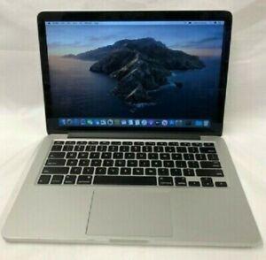 "Apple MacBook Pro Retina LATE 2013 13"" I5 2.4GHZ 8GB 128GB SSD HDMI CATALINA"