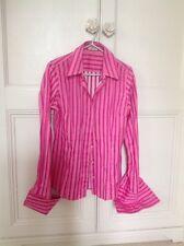 Thomas Pink Ladies Camicia Taglia 8