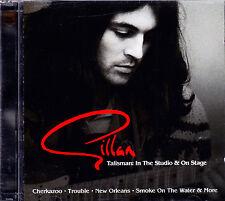 GILLAN talisman: in the studio & on stage 2CD NEU