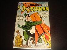 SGT BILKO'S PVT DOBERMAN #4 Phil Silvers Silver Age DC Comics 1959  FN+