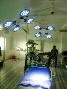 Operating Lights Miraz 4+4 Examination & Surgical Light Operation OT Light xzfc