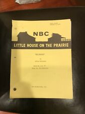 Original extremely rare early LITTLE HOUSE ON THE PRAIRIE Michael Landon