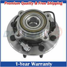 New Front Wheel Hub & Bearing for 00-02 Dodge Ram 2500 3500 4WD