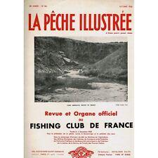 La PÊCHE ILLUSTRÉE Fishing-Club PONT-CHÂTEAU Leurres et Tambour à la Lumière 193