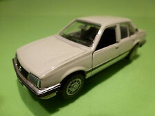 GAMA 1:43  -  OPEL ASCONA   WHITE     NO= 1140  - EXCELLENT CONDITION.