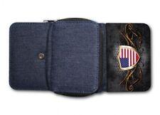 Damen Tasche Geldbörse Portemonnaie USA Amerika 4