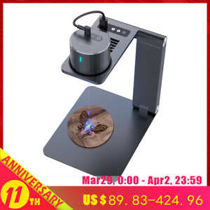 Laserpecker Laser Engraver Auto Focus Foldable Bracket Protective Cover Etching